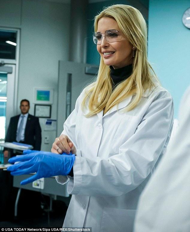 Ivanka lab photo